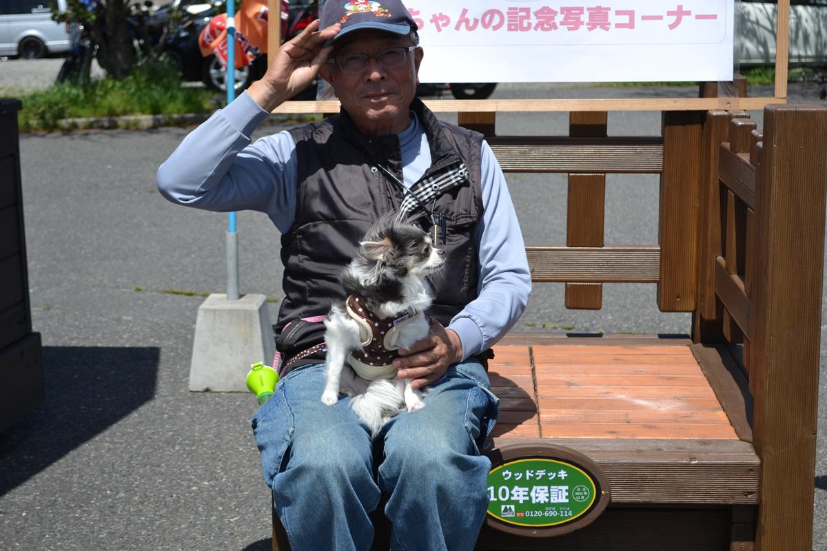 門司区北川町 ココアちゃん