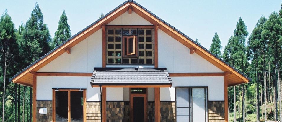 国産木材のみ使用した木造住宅「年輪」