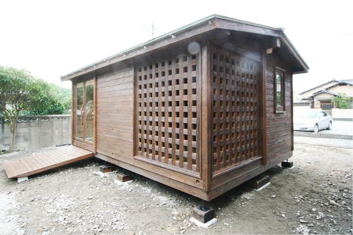 個人住宅・ふる里の管理小屋