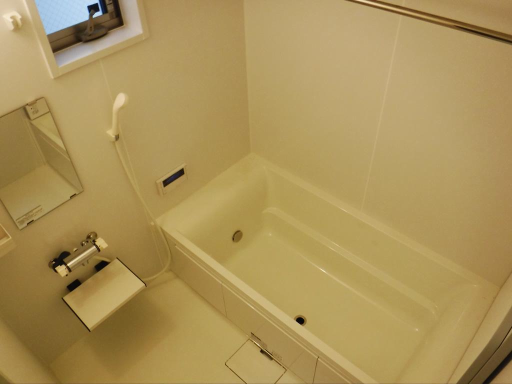 【内観】バスルーム