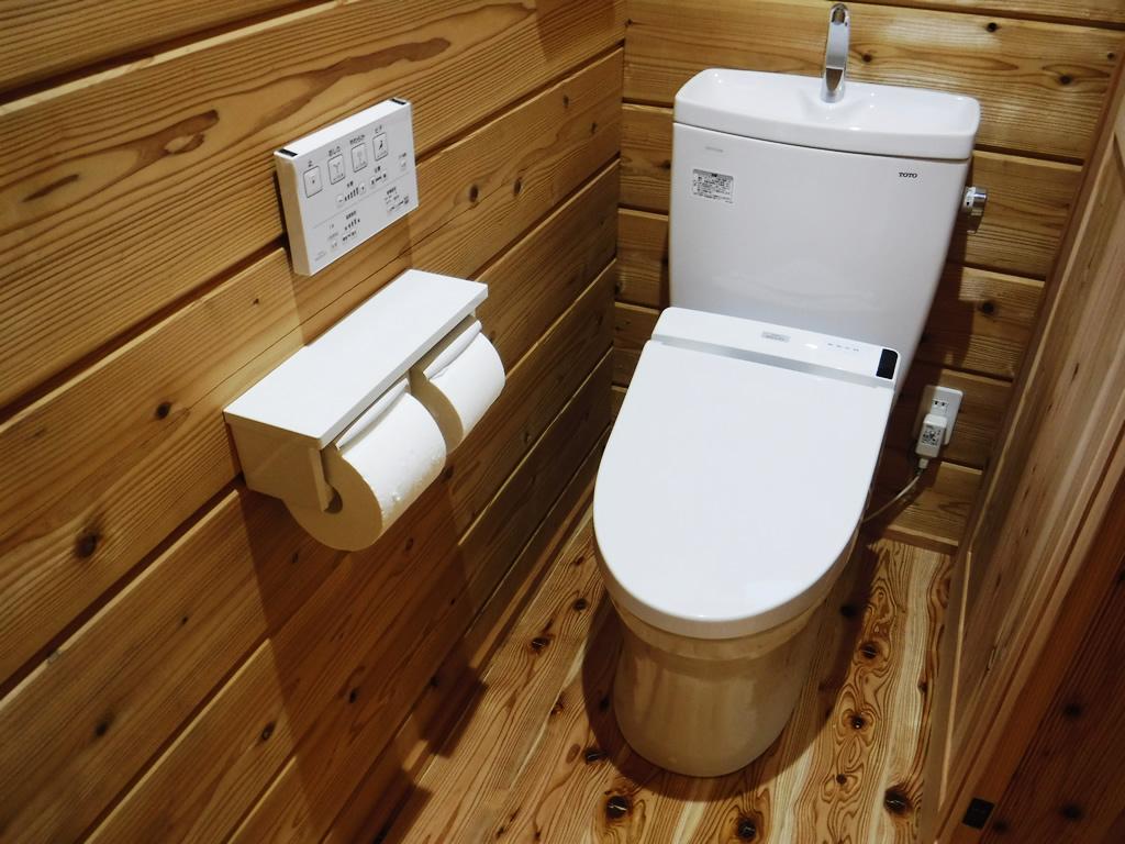 【内観】トイレ